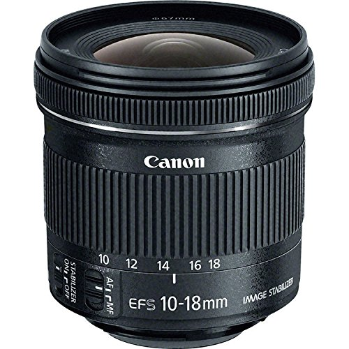 Canon EF-S 10-18mm f//4.5-5.6 is STM Lens for Canon DSLR Cameras Pixibytes Microfiber Cleaning Cloth