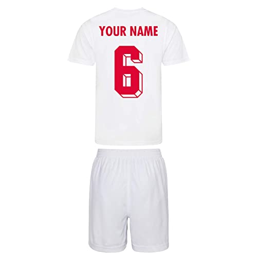 Style Spot Unisex School Pe Shorts Shadow Stripe Boys Girls Kids Back to School Gym Football Games Sports Pull Up Shorts