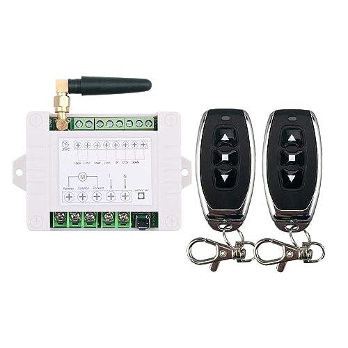 Buy New Custom Wireless Remote Control Switch, Wide Voltage