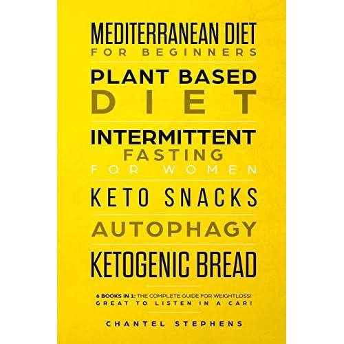 Buy Mediterranean Diet for Beginners, Plant Based Diet, Intermittent