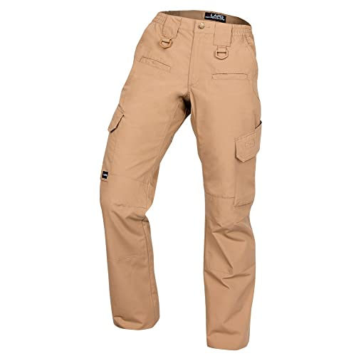 9424895c Buy LA Police Gear Women's Operator Pant with 8 Pockets and Elastic Waist  with Ubuy Kuwait. B078RVQGF2