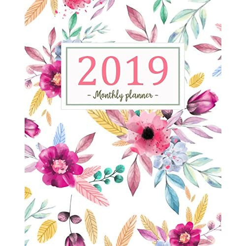 Desk Calendar For January 2019 Template, Printable Calendar,.. Royalty Free  Cliparts, Vectors, And Stock Illustration. Image 101594143.