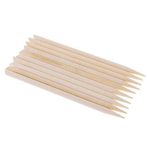 30Pcs Bamboo Wooden Stylus Tools Ideal for DIY Children Scratch Art Surfaces