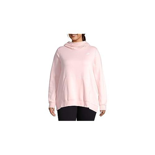 Nike Womens NSW Fleece Varsity Plus