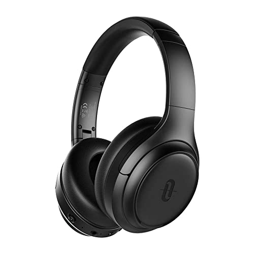 TaoTronics Active Noise Cancelling Headphones [2019 Upgrade] Bluetooth  Headphones SoundSurge 60 Over Ear Headphones Sound Deep Bass, Quick Charge,  30