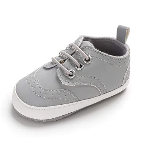 665b9f86b30e4 Buy ENERCAKE Baby Boys Girls Shoes Soft Sole PU Leather Moccasins ...