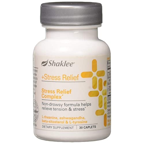 Buy Shaklee® Stress Relief Complex® (30 Caplets) with Ubuy