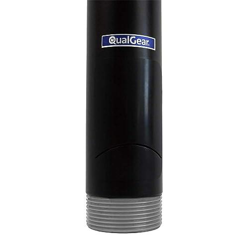QualGear QG-PRO-PM-6IN-B Pro-AV 1.5 Npt Threaded Pipe 6 Length Projector Accessory