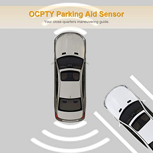 Issyzone 1Pc Backup Sensor for Ford F150 Expedition Explorer Escape Rear Parking Assist Sensor Reverse Sensor 3F2Z15K859BA 4F2315K859AA T36006