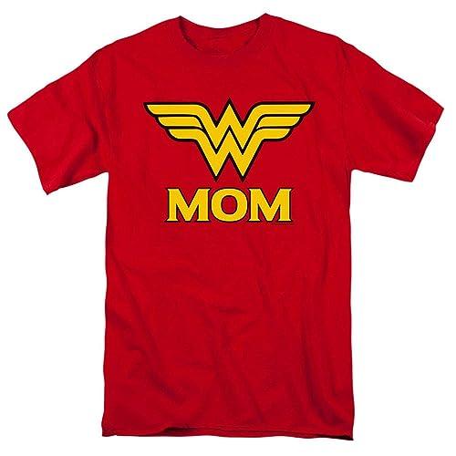 Wonder Woman Star Lasso DC Comics Licensed Adult T Shirt