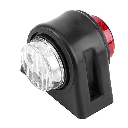 Universal LED Side Marker Light 2Pcs 12 LED 12V-24V Elbow Side Marker Indicator Light Lamp Side Marked Lamp for Car Truck X2