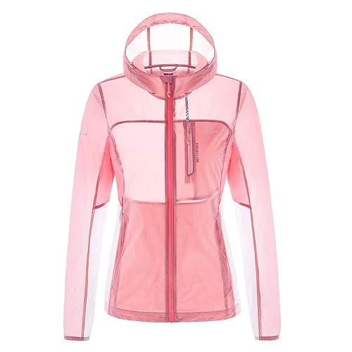 a85008e2b Buy CAMEL CROWN Women's Lightweight Windbreaker UV Protection Water ...