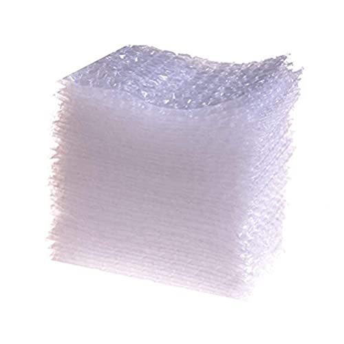 Packing Moving and Storage 200 Pcs Clear Bubble Pouches Bags 4x6 inch Double Walled Flush Cut Thickening Shockproof Foam Wrap Bags for Cushioning Protective Bubble Pouch Shipping