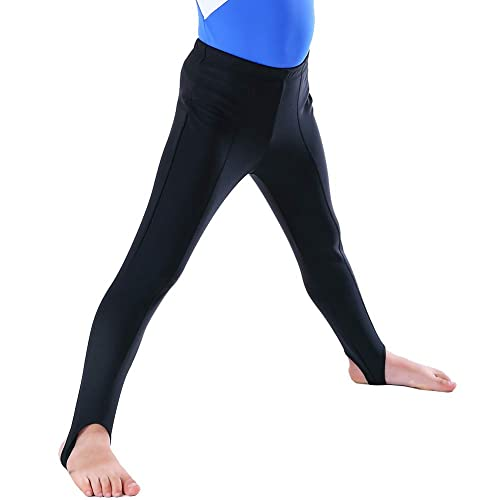 df82de699e8 NEW DANCE Boy s and Men s Gymnastics Pants Youth Ballet Tights Stirrup  Leggings for Yoga Practice Athletic