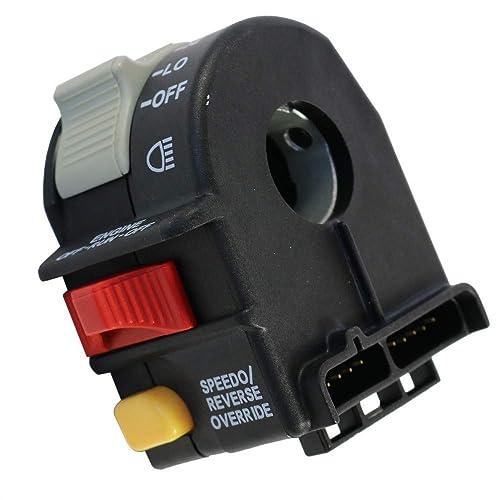 Handlebar Hi Lo Light Stop Switch for Polaris Xplorer 400 2002