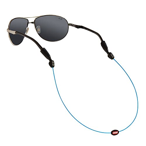 KISEER 6 Pack Adjustable Sunglass Straps Sport Eyewear Retainer Unisex Eyeglass Holder Straps Chains Black
