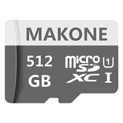 MTVBS Micro SD Card 64GB Memory Card High Speed Class 10 Card with Micro SD Adapter