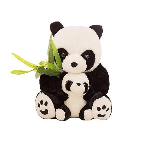 Anxiety Stuffed Animal, Lushumada Panda Plush Toy Stuffed Animal Baby Shower Present Panda Teddy Bear Bamboo Baby Panda Stuffed Animal Doll Cushion Pillow Decoration Xmas New Year Birthday Gift Buy Products Online With Ubuy Kuwait