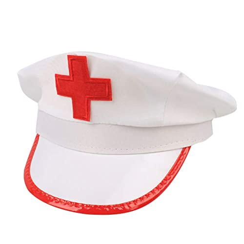 TRIXES Red Stethoscope for Fancy Dress Doctor Costume Accessory and Educational Prop with Diaphragm and Bell Features