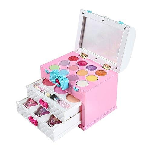 Little Girls Pretend Makeup Kit