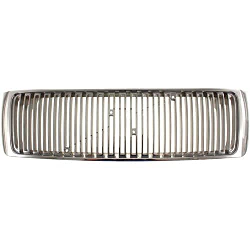 OE Replacement Volvo S80 Grille Assembly Partslink Number VO1200104 Unknown