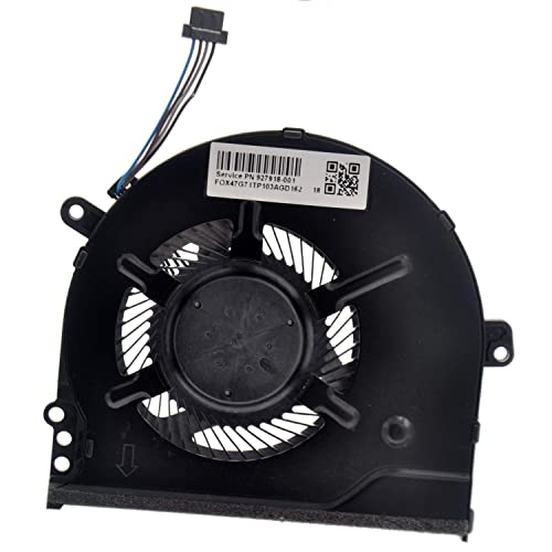 New For HP 15-cc613ds 15-cc614ds 15-cc664cl 15-cc665cl CPU FAN with grease