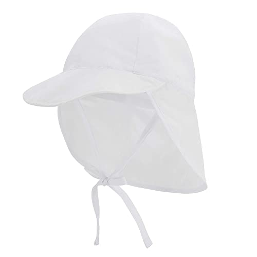 Century Star Baby Sun Hat UPF 50 Sun Protection Toddler Hats Boys Girls Wide Brim Summer Beach Bucket Hat