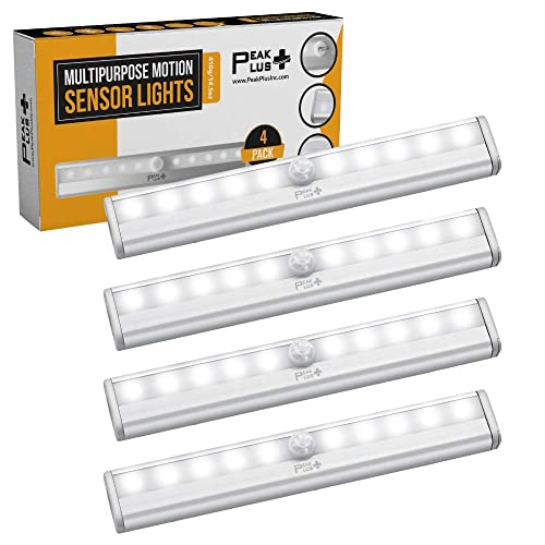 Led Motion Sensor Light 10 Battery