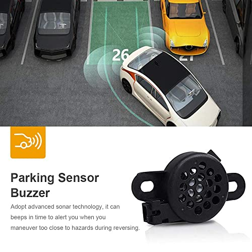 2pcs Backup Bumper Parking Assist Sensors fit 2004 2005 2006 2007 2008 2009 2010 2011 2012 2013 Honda CR-V,2005 2006 2007 2008 2009 Honda Odyssey Compatible 39680-SHJ-A61 Sensor ECCPP Assist Sensor