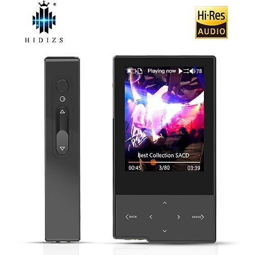 Buy HIDIZS AP60 Ⅱ Hi Res Music Player, Bluetooth MP3 Player