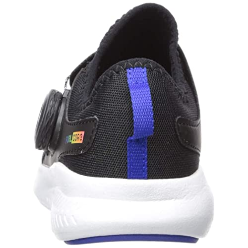 New Balance Boys BKO V1 Running Shoe Black//Rainbow 1 M M US Little Kid