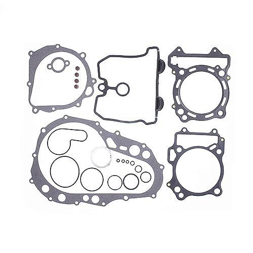 New For 2003-2006 Kawasaki KFX400 Complete Gasket Kit Set Top And Bottom End
