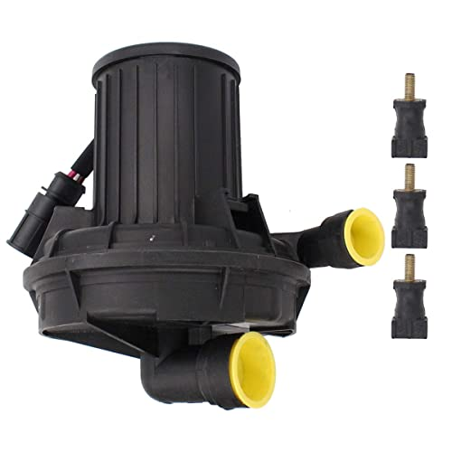 YaeGarden Secondary Air Pump Smog Pump Air Injection Pump Fits Land Rover Range Rover Discovery 4.0L 4.6L V8