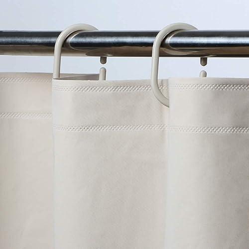 Funria Shower Curtain Bathroom Curtains Waterproof Mildew Resistant Mold