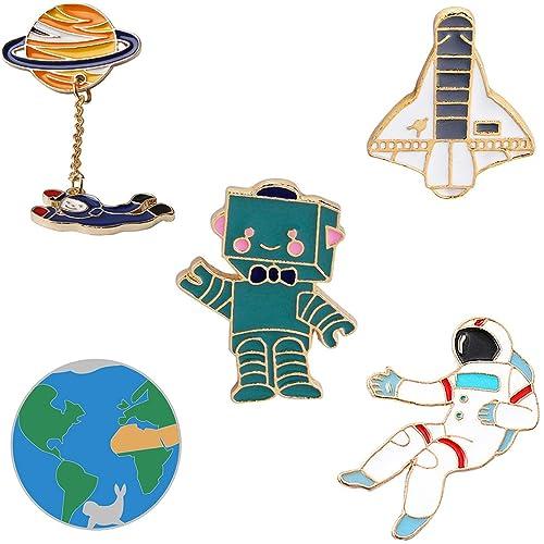 f4b4ddbba838 Buy Enamel Pin Sets Cute Pins Funny Animal Lapel Pin Brooch Pin for ...
