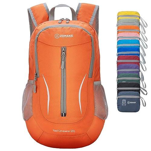 Unisex Small Rucksack Water Resi... ZOMAKE Ultra Lightweight Foldable Backpack