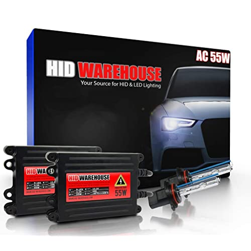 - 6000K Low beam Only Innovited DC 35W Xenon HID Lights KitAll Bulb Sizes and Colors with Premium Slim Ballast Diamond White H4 9003 2 Year Warranty