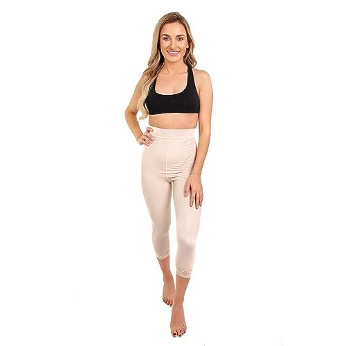 ContourMD Underbust Compression Garment Mid Calf Slit Crotch Body Shaper