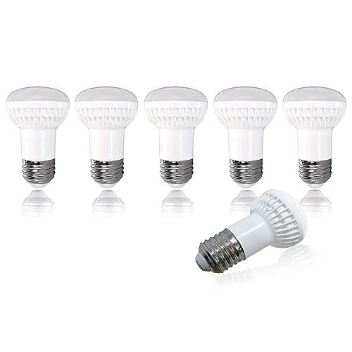 4x 40W R80 Dimmable Incandescent Reflector Spot Light Bulbs ES E27 Heat Lamp