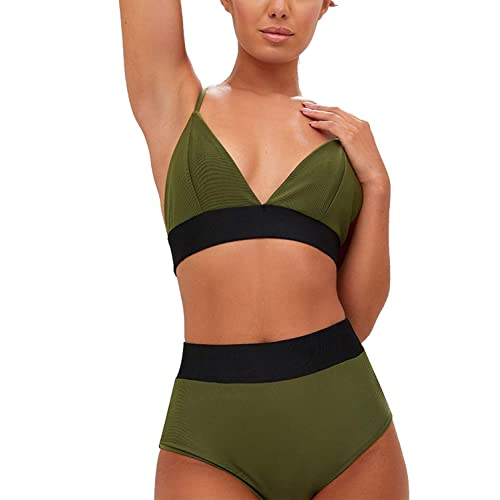 Blooming Jelly Womens Swimming Costume One Piece Swimsuit Deep V Cutout Mesh Plus Size Tummy Control Swimwear
