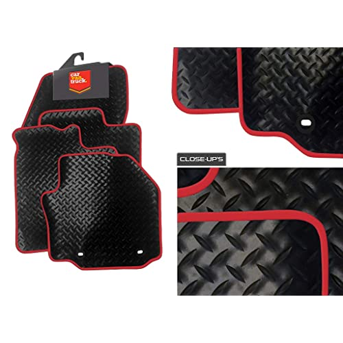 Carsio Tailored Carpet Car Floor Mats FOR 3 Series F30 F31 2011 Onwards