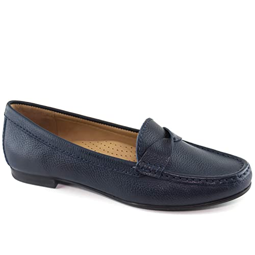 Driver Club USA Kids Boys//Girls Genuine Leather Made in Brazil San Diego Venetian Loafer