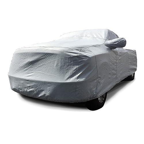 2016 2017 2018 2019 GMC SIERRA 2500HD Double Cab 6.5FT Box WATERPROOF CAR COVER
