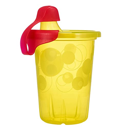 4 Count The First Years Take /& Toss Spill-Proof Sippy Cups 10 Ounce