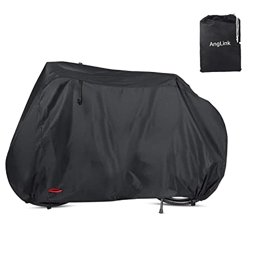 VACNITE Bike Cover Waterproof Outdoor Large Bicycle Cover for 1 Bike L//XL