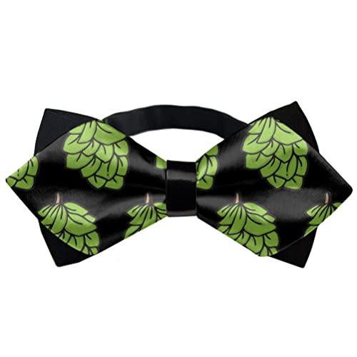 Casual and Formal Pre Tied Bow Tie Music Festival Rave Party Butterfly Bow Tie