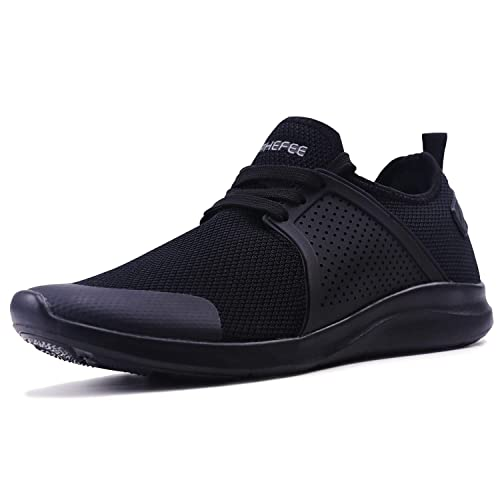 Phefee Women Lightweight Breathable Athletic Shoes Casual Walking Running Sneakers