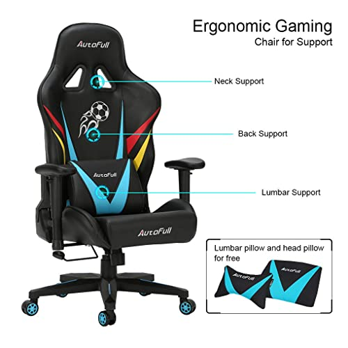 Marvelous Buy Autofull Pro Big And Tall Gaming Office Chair Ergonomic Gmtry Best Dining Table And Chair Ideas Images Gmtryco