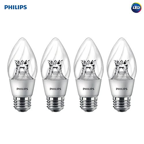 Buy Philips Led Dimmable F15 Soft White Light Bulb With Warm