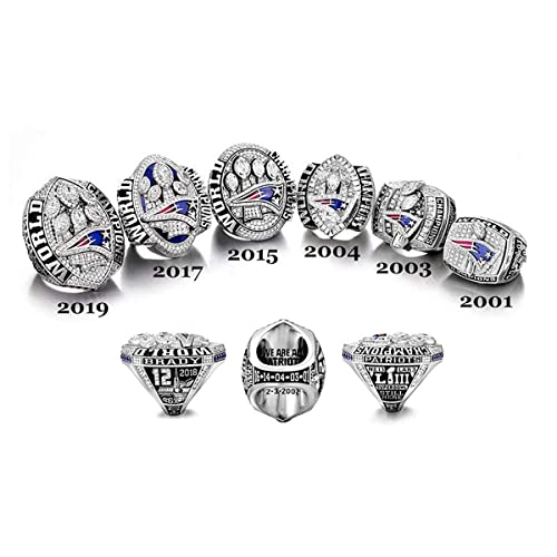 GF-sports store Replica Championship Ring for 2013 Tennessee Gift Fashion Gorgeous Collectible Jewelry